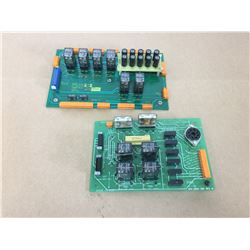 (2) Hurco Circuit Boards