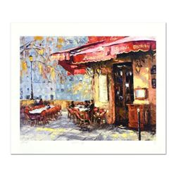 Quiet Cafe by Bond, Elena