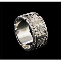0.75 ctw Diamond Ring - 14KT White Gold