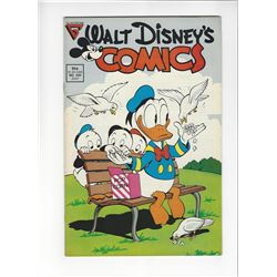 Walt Disneys Comics and Stories Issue #530 by Gladstone Publishing