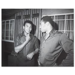 Muhammad Ali Photo with Ken Norton by Ali, Muhammad