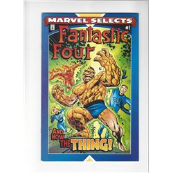 Marvel Selects Fantastic Four Issue #1 by Marvel Comics