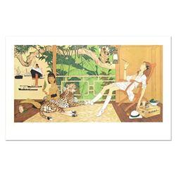 Whisky Leopard by Noyer (1917-1985)