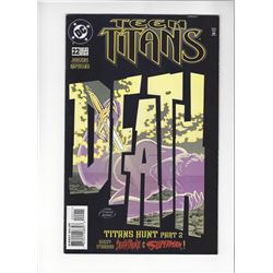 Teen Titans Issue #22 by DC Comics