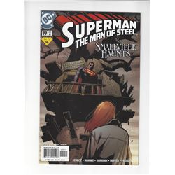 Superman The Man of Steel Issue #99 by DC Comics