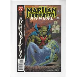 Martian Manhunter Annual Issue #1 by DC Comics