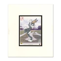 Bugs Bunny Pitching with the Yankees by Looney Tunes