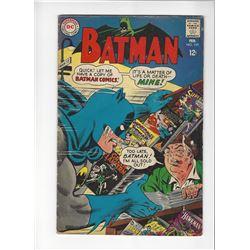 Batman Issue #199 by DC Comics