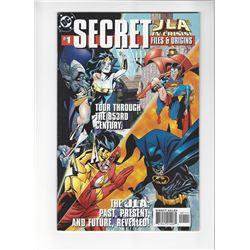 JLA Secret Files Issue #1 by DC Comics