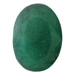 4.45 ctw Oval Mixed Emerald Parcel