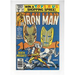 Iron Man Issue #139 by Marvel Comics