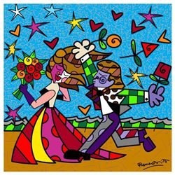I Love You by Britto, Romero