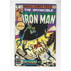 The Invincible Iron Man Issue #137 by Marvel Comics
