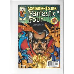 Domination Factor: Fantastic Four Issue #3.5 by Marvel Comics