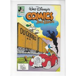 Walt Disneys Comics and Stories Issue #553 by Disney Comics