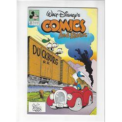 Walt Disneys Comics and Stories Issue #553 by Disney Comics
