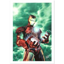 Iron Man Legacy #2 by Stan Lee - Marvel Comics