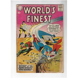 World's finest Issue #103 by DC Comics