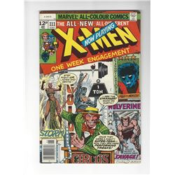 X-Men Issue #111 by Marvel Comics