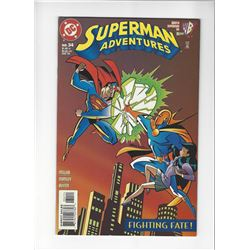 Superman Adventures Issue #34 by DC Comics