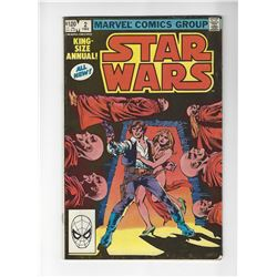 Star Wars Issue #2 by Marvel Comics