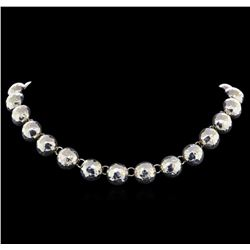 Classic Sterling Silver Necklace
