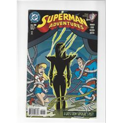 Superman Adventures Issue #39 by DC Comics