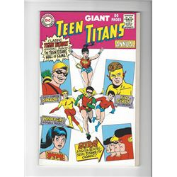 Teen Titans Annual Issue #1 by DC Comics