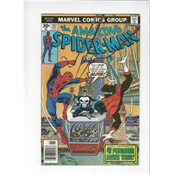 The Amazing Spider-Man Issue #162 by Marvel Comics