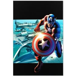 Captain America: Man Out Of Time #2 by Marvel Comics