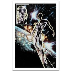 Silver Surfer: In Thy Name #4 by Stan Lee - Marvel Comics
