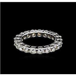 2.00 ctw Moissanite Ring - 14KT White Gold