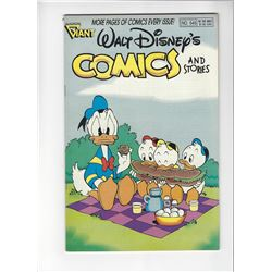 Walt Disneys Comics and Stories Issue #545 by Gladstone Publishing