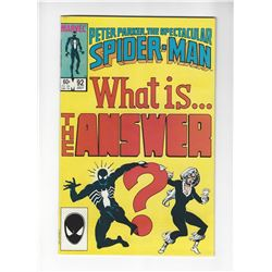 Peter Parker, The Spectacular Spider-Man Issue #92 by Marvel Comics