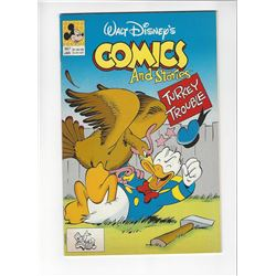Walt Disneys Comics and Stories Issue #567 by Disney Comics