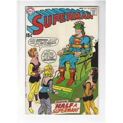 Superman Issue #223 by DC Comics