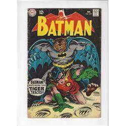 Batman Issue #209 by DC Comics