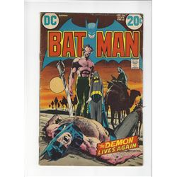 Batman Issue #244 by DC Comics