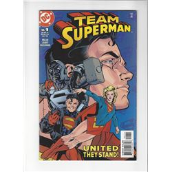 Team Superman Issue #1 by DC Comics
