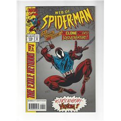 Web Of Spiderman Issue #118 by Marvel Comics