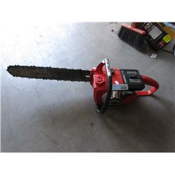 """Homelite Gas Operated 16"""" Chain Saw"""