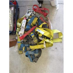 3 Sets of Safety Harnesses