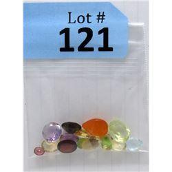 26 CTW Loose Assorted Gemstones