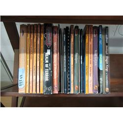 27 Assorted Gaming Books & Magazines