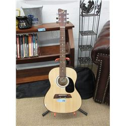 First Act Acoustic Guitar with Soft Case