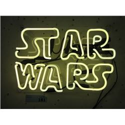 New Electric Neon Star Wars Sign