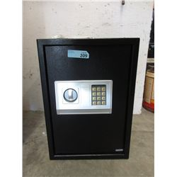 New Electronic Safe with Changeable Combination