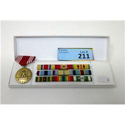 USA Good Conduct Medal & Bars - Vietnam