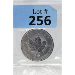 1 Oz. 2018 Canada .9999 Silver Maple Leaf Coin