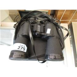 Jason Mercury 10 x 50 Binoculars with Case